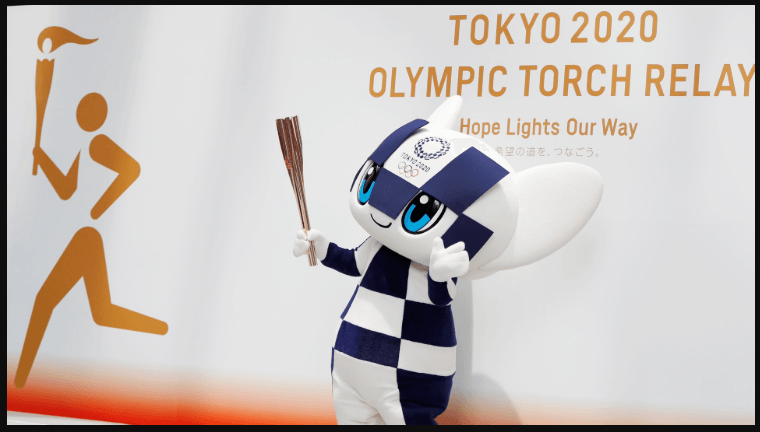 2020 Olympics Torch Relay
