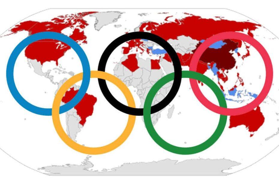 Coronavirus Pandemic Stop the Olympics