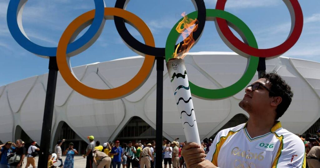 Risks of Virus Spreading after Olympics