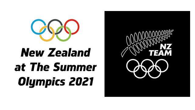 New Zealand Olympics 2021