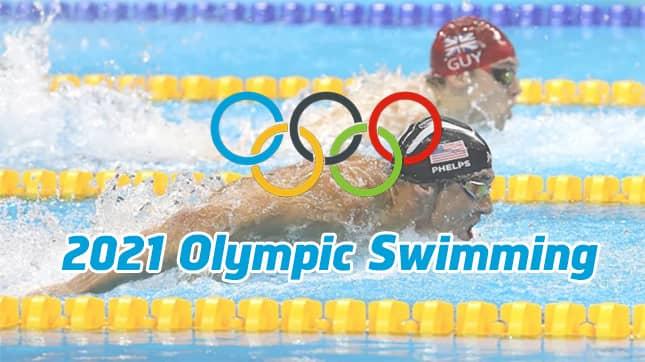 Swimming at the 2021 Tokyo Olympics