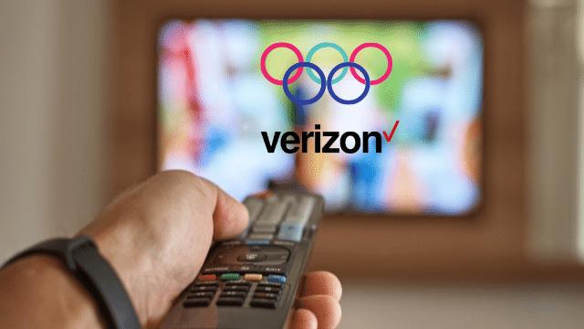 Watch Olympics 2021 on Verizon
