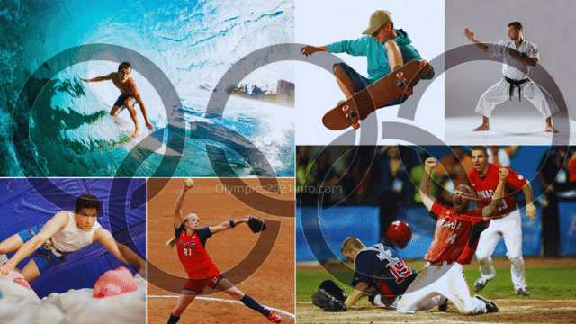 new sports at Tokyo Olympic